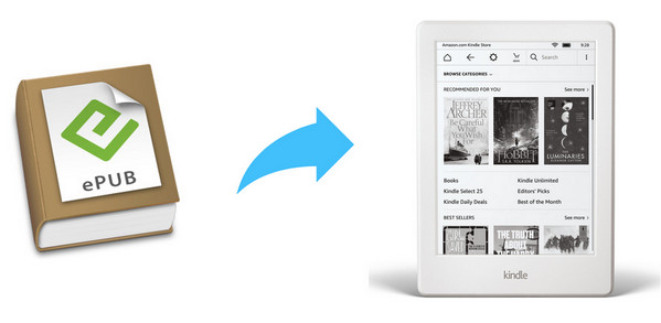 best epub to kindle converter