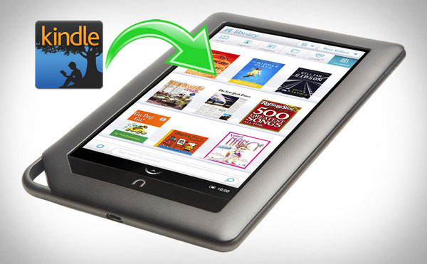 Convert Kindle eBook to Nook