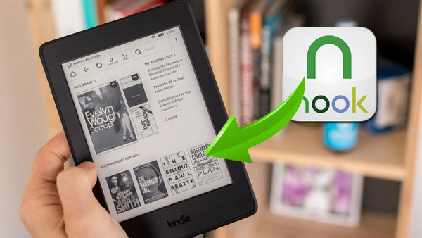 Read Nook Book on Kindle Paperwhite
